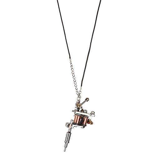 Accesorios steampunk Astilla Collar SILVER