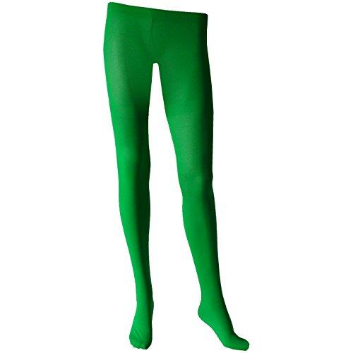 (Männerstrumpfhose Grün Feinstrumpfhose Strumpfhose Männer o. Frauen)