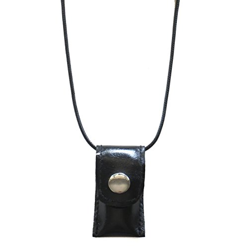 Preisvergleich Produktbild Fashion Pendant Necklace Holder Neck pouch for Fitbit Flex Wristband, Fitbit One, Misfit Shine, Withings Pulse O2, Sony Smartband swr10