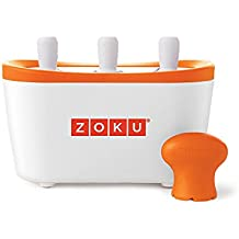 ZOKU Triple Quick Pop Maker Eis am Stiel-Zubereiter