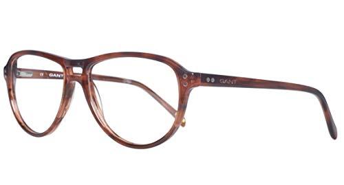 GANT Damen Brille GAA791 54E71 Brillengestelle, Braun, 54