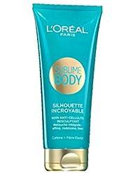 L'Oréal Paris Sublime Body Silhouette Incroyable Gel Amincissant Raffermissant Anti-Cellulite 3600522191001