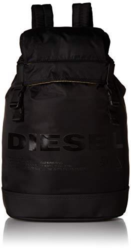 Diesel Herren SUSEGANA F-SUSE BACK - backpack Rucksäcke, Black Print, Einheitsgröße