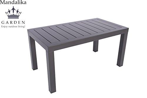 Aluminium Gartentisch Loungetisch