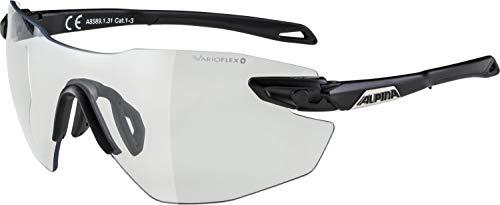 ALPINA Erwachsene Tri-Effect 2.0 Sportbrille Black matt One Size