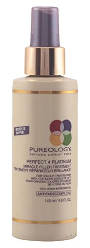 Pureology Perfect 4 Platinum Miracle Filler Treatment (145ml)