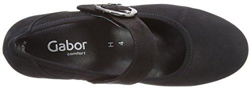 Gabor Shoes 6.139 Damen Pumps Schwarz (Schwarz)