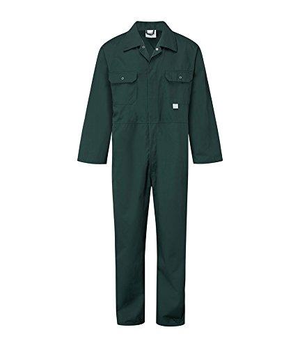 Castle Clothing, 344/GN-48, Blue Castle 344 camici tuta, Verde, 344
