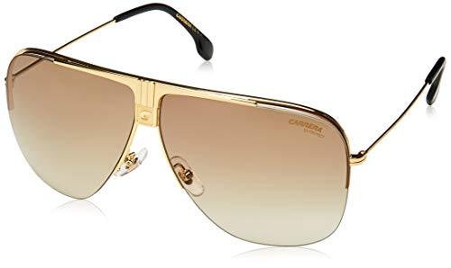 Carrera Unisex-Erwachsene 1013/S Sonnenbrille, Mehrfarbig (Yell Gold), 64
