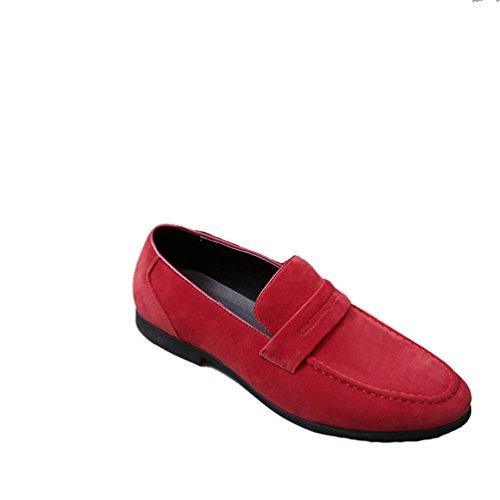XIGUAFR Chaussure Casual Pour Homme Été Chaussure Dépolissement Comfortable Légère