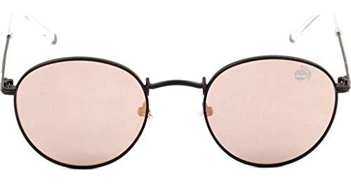 Timberland Unisex-Erwachsene Brillengestelle TB9159 02R 50, Schwarz (Nero Opaco\\Verde Polar)
