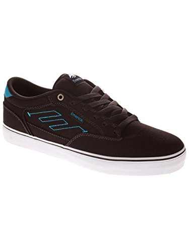 Emerica THE JINX 2 6101000095 Herren Sneaker Black/Blue