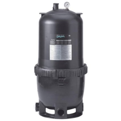 Pentair Sta-Rite PLM300 System:2 Modulare Media PLM Series Poolfilter 300 Quadratfuß 38-100 GPM