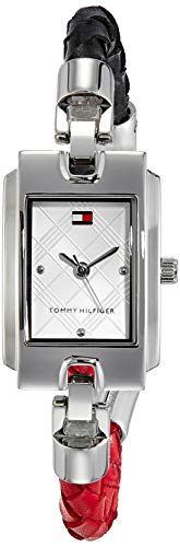 Tommy Hilfiger Analog Silver Dial Women's Watch-NATH1780450