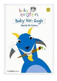 Baby Einstein Baby Van Gogh World of Colors DVD