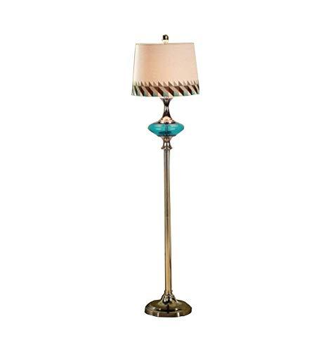 Moderne Stehlampe Wohnzimmer Schlafzimmer Mediterrane Mode Einfache Nacht E27 * 1 Fußschalter Elegant XXPP