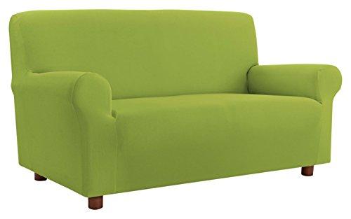 Italian bed linen copridivano piu bello 2 pst, verde mela, 130 x 90 cm