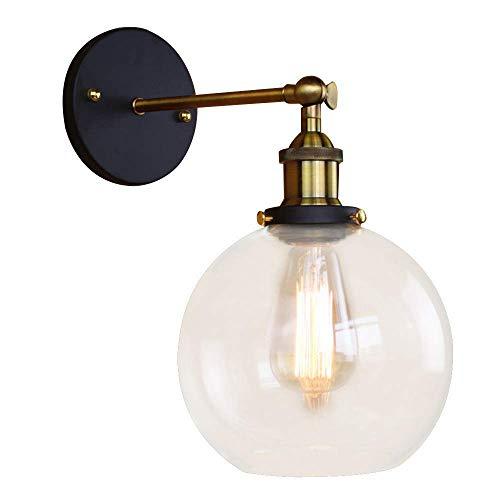 comedor creando un ambiente rom/ántico Luxbird Retro Bombillas Decorativas para Jard/ín LED Bombilla de Edison Vintage L/ámpara 4W E27 ST64 2700K Luz Blanca C/álida No regulable 6 Unidades sal/ón