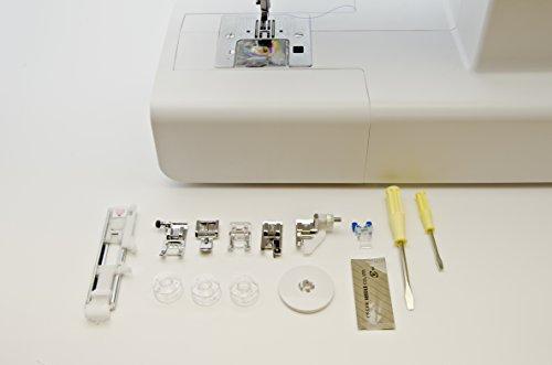 Máquina de coser Alfa Zart 01