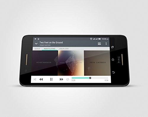 HTC Desire 728  Smartphone Libre 4  G  Pantalla  5 5  Pulgadas       16  GB       Simple Nano-SIM       Android  Gris Meteor
