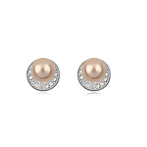 MT, Borsa a spalla donna Perle blanc Perle blanc