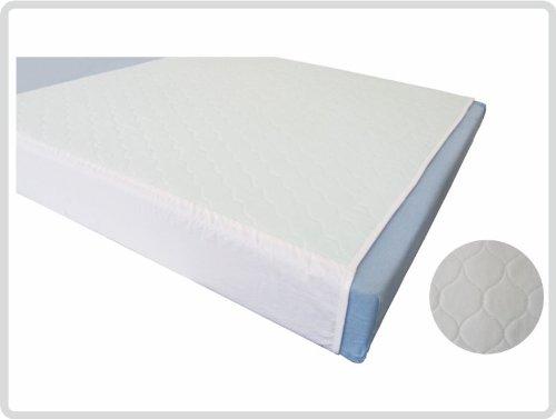 Inkontinenzunterlage - Standard ohne Einstecktuch Bettschutzeinlage Krankenunterlage 84 cm x 92 cm *Top-Qualität zum Top-Preis*