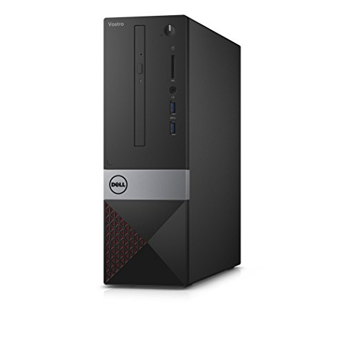 DELL Vostro 3 Years Warranty 3250-SFF Desktop---Core i3 6th Gen || 4GB RAM || 500GB HDD || Dos || Wi-Fi/BW || DVD Wr || Not Include Monitor || 3 Years Onsite warranty