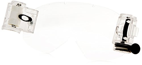 Oakley O2 Mx Roll-Off Accessory Kit Clear (Oakley-goggles Ersatz Gläser)