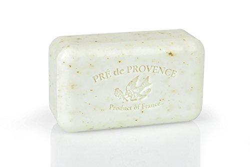 LLC, Pre de Provence, Bar Seife, weiße Gardenia, 5,2 oz (150 g) - Europäische Seifen -