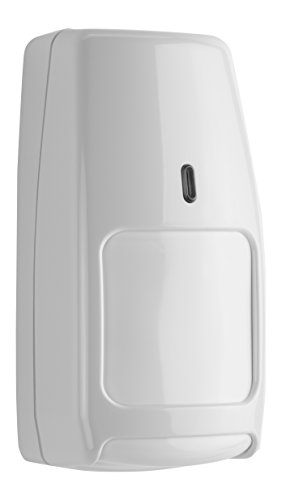Honeywell Irpi8Ezs Evohome Security Rilevatore di Movimento senza Fili, Bianco