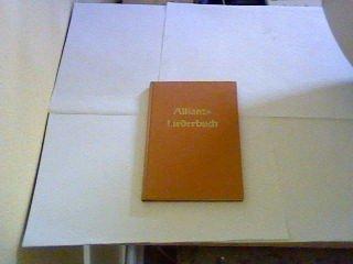 allianz-liederbuch