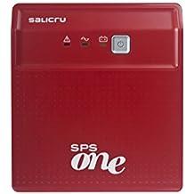 Salicru SPS.1100.ONE UK SAI de 500 a 2000 VA con AVR + SOFT/USB - Fuente de alimentación continua (UPS) (1100 VA, 600 W, 220 V, 240 V, 220 V, 240 V)