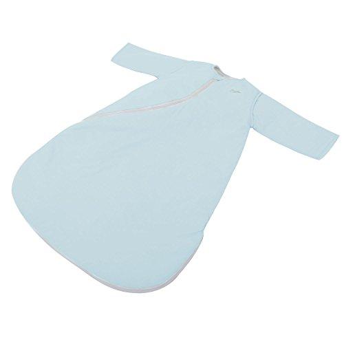 PurFlo, Sacco nanna in jersey, 9 - 18 mesi, Blu (Cream, French Pink, Moss Green, Moss Grren Printed, Mushroom Printed)