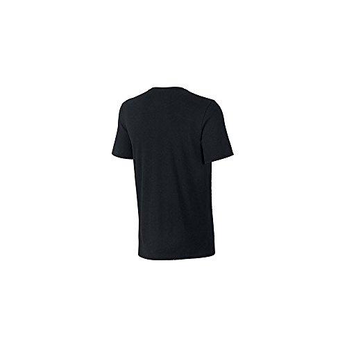 Nike NIKE TEE-LENTICULAR FUTURA - Kurzärmeln T-Shirt Schwarz schwarz - weiß