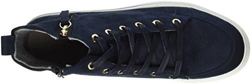 Another Pair of Shoes Damen Tamie1 High-Top Blau (Dark Blue70)