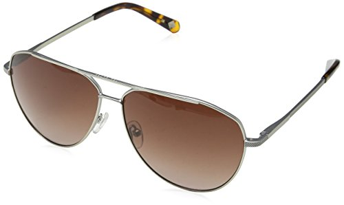 Ted Baker Sunglasses Unisex Reese Sunglasses, Silver, 61