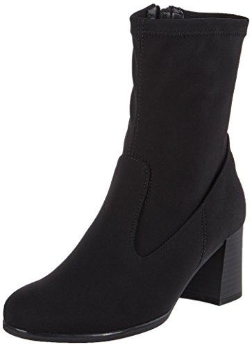Gabor Shoes Damen Gabor Basic Stiefel, Schwarz (47 Schwarz), 40 EU