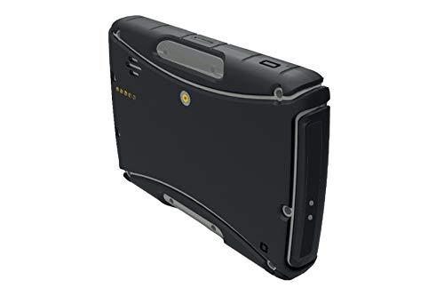 Vordon M435 - Motorad Navigationsgerät mit 4,3 Zoll Display (Auto Navigationsgerät, GPS, Wasserdicht IPX7, 8GB, Bluetooth, Sat, NAV, für Motorad, Auto) (Schwarz)