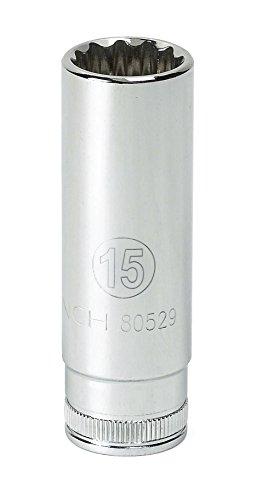 K-D Tools 80397 SKT DP 3/8DR 6PT