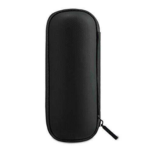 CLOTHES- Ladies Men Bag Linee di dati U Shield U Disco Bluetooth Headset Ordina Pacchetto di stoccaggio Mini Custodia portatile Cosmetic Bag ( Colore : Rosa ) Nero