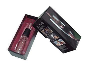 Mini Red Wine Travel Aerator Essential Magic Bottle Aerating Decanter Bar Kit