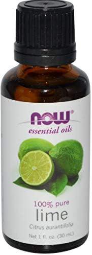 ناو فودز، الزيوت الأساسية، الليمون، 30 مل (1 اونصة سائلة)