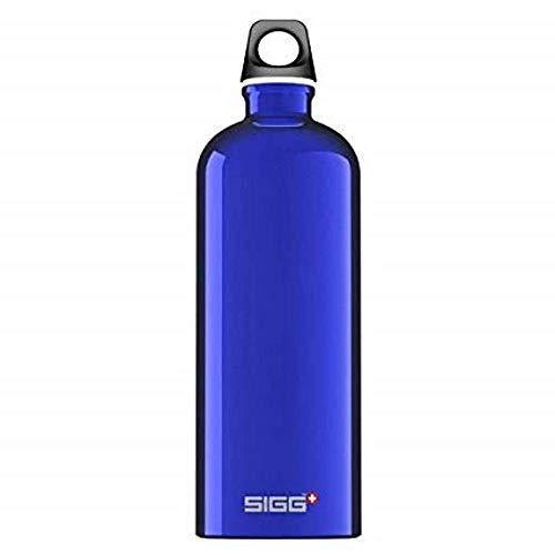 Sigg Trinkflasche Traveller, Blue, 1.0 l