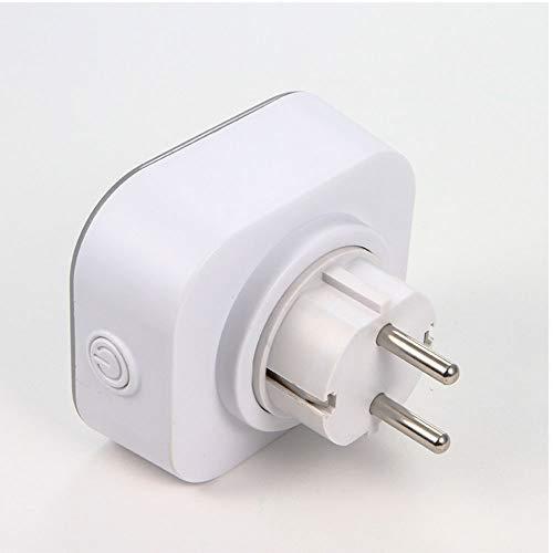 WMIAO WiFi Smart Plug Environnement, Mobile APP Remote Control Timing/Télécommande Prise De Commutateur Alexa Voice Control Goole Assistabt,... 4