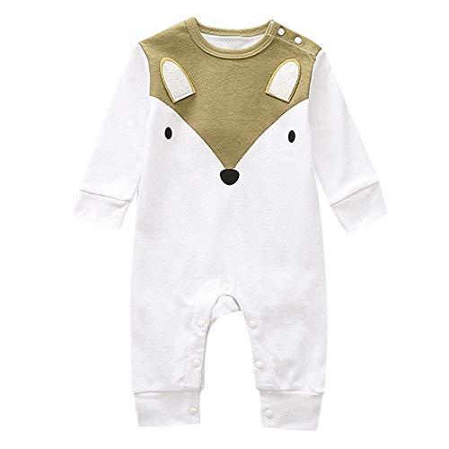 Diath Strampler Babybekleidung Einteiler FüR Baby-Jungen, Beschriftung Gedruckt Strampler Jumpsuit Outfits Kleidung