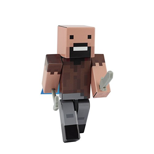 EnderToys Bald Guy Action Figure by [Official Minecraft Product]