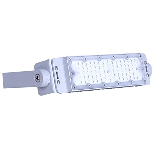 Sensore Movimento LED Flood Light 13000lumen IP65 Impermeabile Il Semaforo Super Luminoso Perfezionare Per Giardino Backyard Box Auto (dimensioni : 50w)
