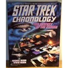 CLASSIC STAR TREK CHRONOLOGY : The History of the Future , 9780671796112