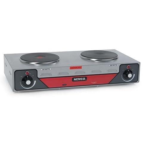 Nemco 6310-2 Horizontal Hot Plate, 24-Inch by