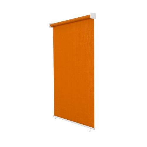 Jarolift Außenrollo/Senkrechtmarkise 240 x 140 cm (BxH) orange